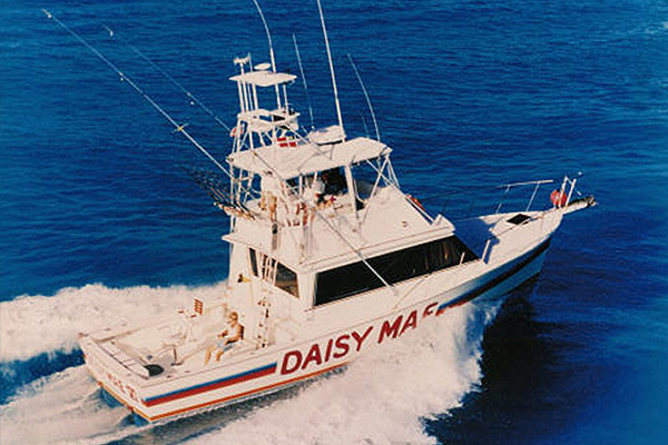 Daisy Mae Clearwater FIshing Charter