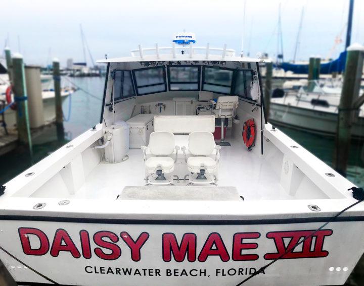 Daisy Mae VII FIshing Boat